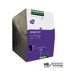 BPRB 2024M With safety relay & boost mode, secure and reliable Image