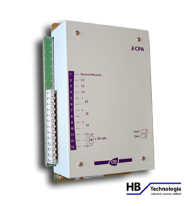 CPA Three-phase active power converter Image