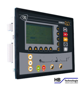 GENSYS 2.0 Paralleling unit with integrated PLC Image