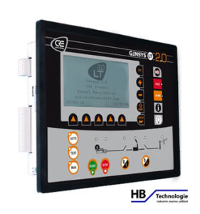 GENSYS2.0 LT All-in-one genset control & paralleling unit Image