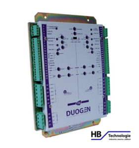 DUOGEN Two gensets controlled by a single unit Image