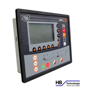 RDM2.0 Remote display module for all-in-one generatort control & paralleling unit Image