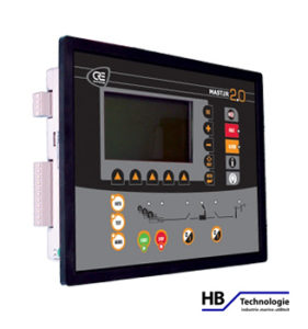 MASTER2.0 All-in-one mains parallaling unit with integrated PLC Image