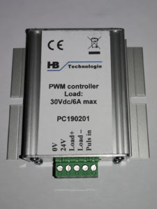 PWM, Pulse With Module Image